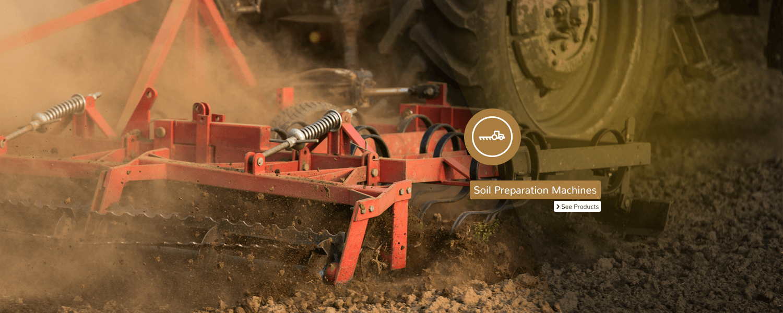 Soil Preparation Machines